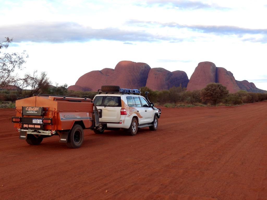 Crikey 4WD trailer