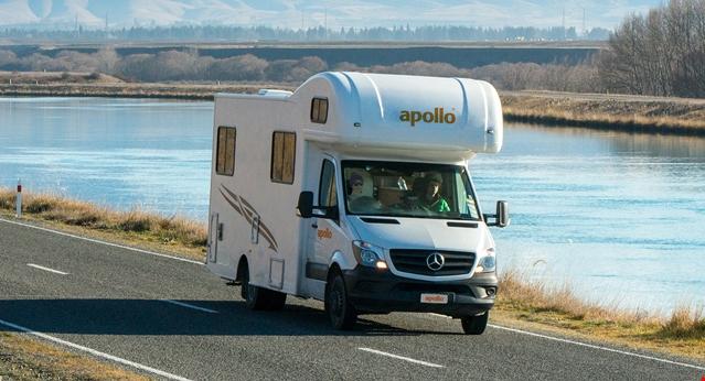 Apollo Euro Camper Nieuw-Zeeland