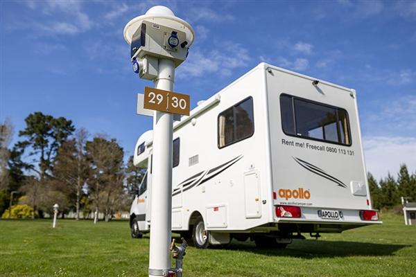 Apollo Euro Camper kamperen