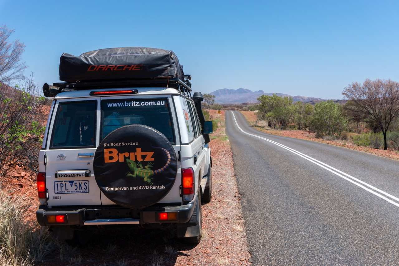 Britz Outback