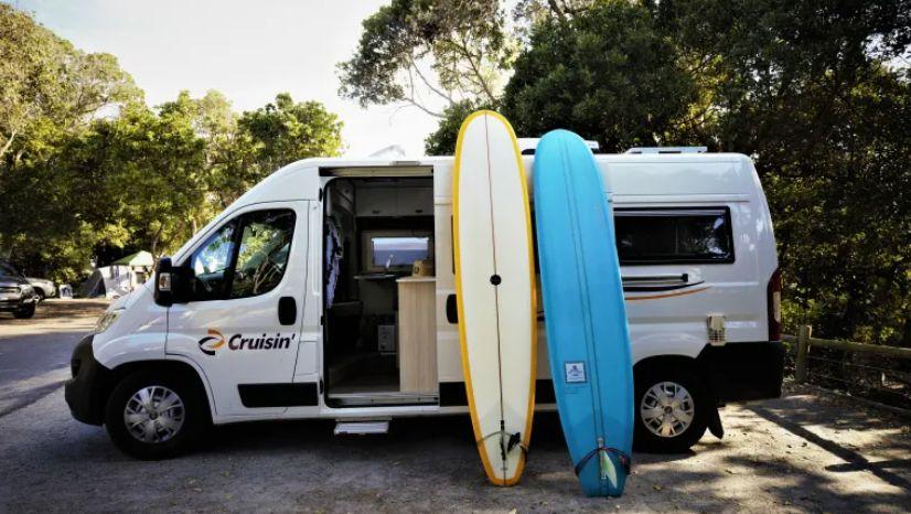 Cruisin' Sandpiper camper
