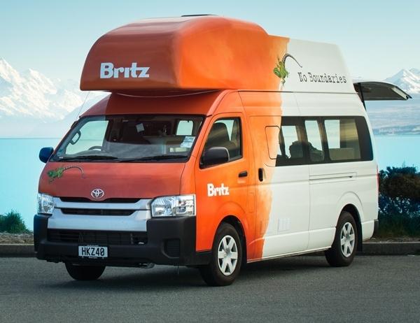 Britz-voyager