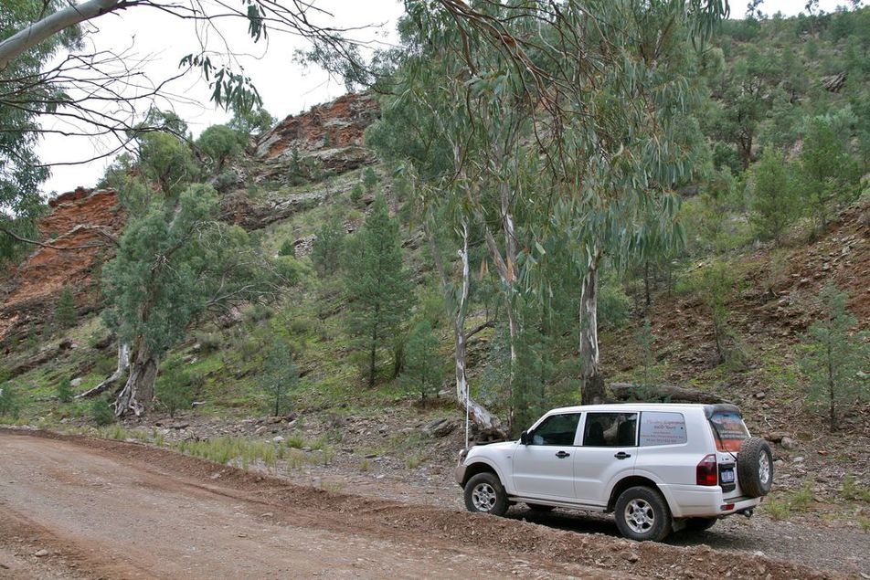 Flinders Ranges 4WD