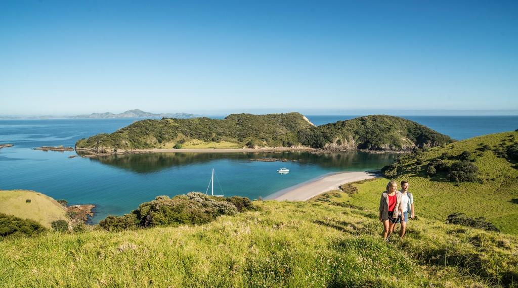 Bay of Islands Noordereiland Nieuw-Zeeland