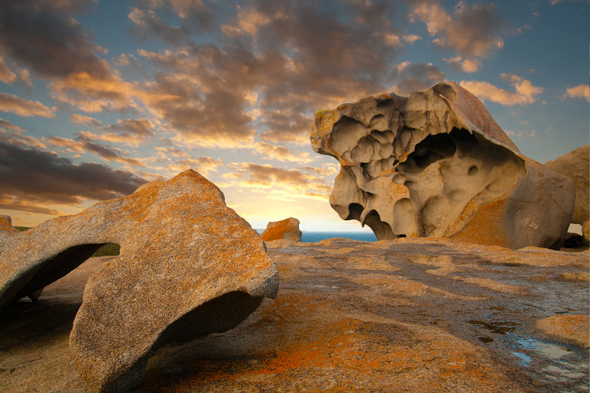 Remarkable Rocks Kangaroo Island