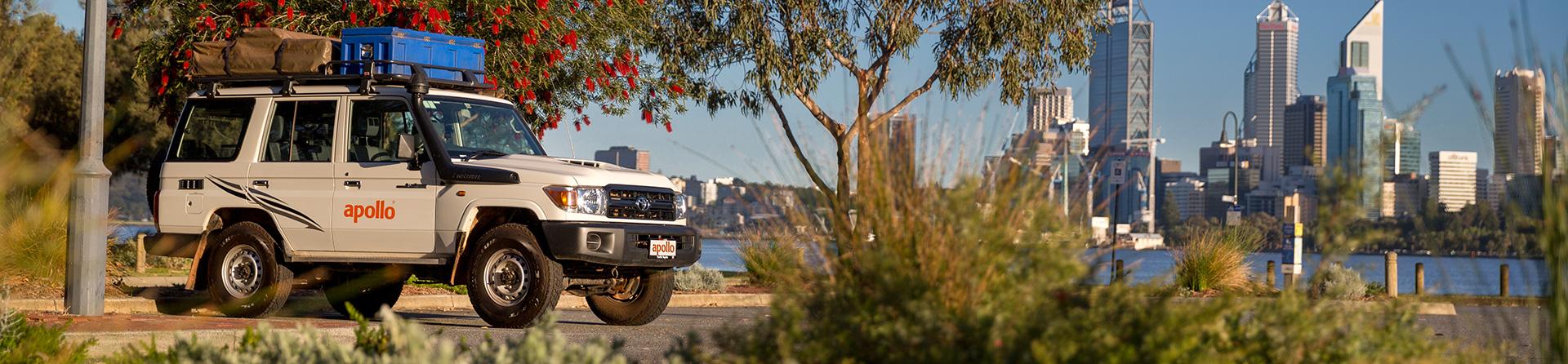 Apollo-4WD-Overlander-Australië