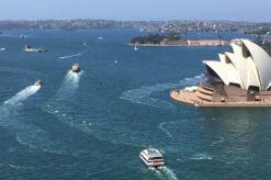 Sydney-harbor-Australië