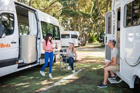 Camper huren Nieuw-Zeeland